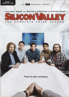 Silicon Valley: The Complete Third Season (DVD + UltraViolet}