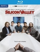 Silicon Valley: The Complete Third Season (Blu-ray + UltraViolet}