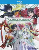 Luck & Logic - Complete Series (Blu-ray + DVD Combo)