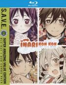 Inari Kon Kon: The Complete Series + OVA S.A.V.E.(Blu-ray + DVD Combo)