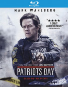 Patriots Day (Blu-ray + UltraViolet)