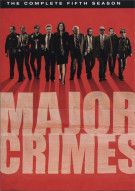 Major Crimes: The Complete Fifth Season