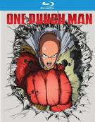 One Punch Man (Blu-ray + DVD Combo)