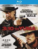 3:10 To Yuma (4K Ultra HD + Blu-ray + UltraViolet)