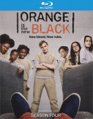 Orange Is The New Black: The Complete Fourth Season (Blu-ray + UltraViolet)