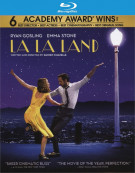La La Land (Blu-ray + DVD Combo + UltraViloet)