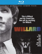 Willard (Blu-ray + DVD Combo Pack)