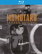 Momotaro: Sacred Sailors + Spider & Tulip Movie (Blu-ray + DVD Combo)