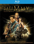 Mummy Ultimate Collection, The (Blu-ray + DVD Combo)