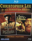 Blood of Fu Manchu/Castle of Fu Manchu - Double Feature