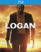 Logan (Blu-ray + DVD + UltraViolet)