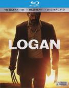 Logan (4K Ultra HD + Blu-ray + UltraViolet)