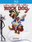 Rock Dog  (Blu-ray + DVD Combo + UltraViolet)