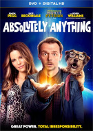 Absolutely Anything (DVD + UltraViolet)