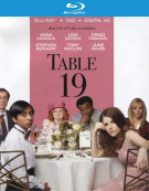 Table 19 (Blu-ray + DVD + UltraViolet)