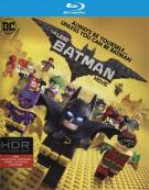 LEGO: Batman Movie, The (4K Ultra HD + Blu-ray + UltraViolet)