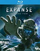 Expanse, The: The Complete Second Season  (Blu-ray + UltraViolet)