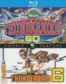 Thunderbird 6/Thunderbirds Are Go! - Double Feature