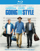 Going In Style (Blu-ray + DVD + UltraViolet)