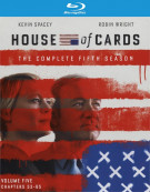 House of Cards: The Complete Fifth Season (Blu-ray + Digital HD)