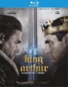 King Arthur: Legend of the Sword (Blu-ray + DVD + Digital HD Combo)