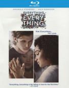 Everything, Everything (Blu-ray + DVD + Digital HD)