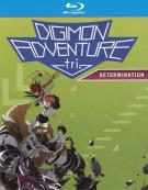 Digimon Adventure Tri.: Determination (Blu-ray + DVD Combo)