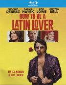 How To Be A Latin Lover (Blu-ray + DVD + DIgital HD)