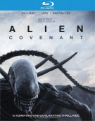 Alien: Covenant (Blu-ray + DVD+ Digital HD)