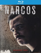 Narcos:The Complete Second Season (Blu-ray + Digital HD)