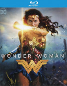 Wonder Woman (Blu-ray + DVD + Digital HD)