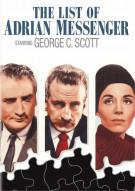 List of Adrian Messenger, The