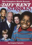 Diffrent Strokes: The Complete Sixth Season