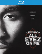 All Eyez On Me (Blu-ray + DVD + Digital HD Combo)