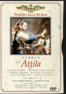 Verdis Attila: Teatro Alla Scalla
