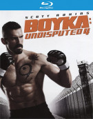 Boyka: Undisputed 4 (Blu-ray + Digital HD)