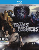 Transformers: The Last Knight (4K Ultra HD + Blu-ray + UltraViolet)