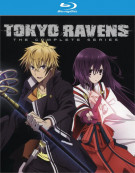 Tokyo Ravens: The Complete Series (Blu-ray + DVD Combo Pack)