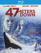 47 Meters Down (Blu-ray + DVD + Digital HD Combo)