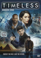 Timeless: The Complete First Season