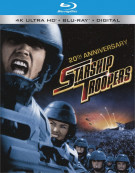 Starship Troopers: 20th Anniversary Edition  (4k Ultra HD + Blu-ray + UltraViolet)