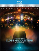 Close Encounters of the Third Kind: Three Disc Gift Set (4k Ultra HD + Blu-ray + UltraViolet)