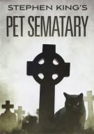 Stephen Kings: Pet Sematary