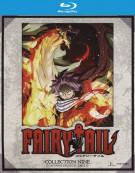 Fairy Tail: Collection Nine (Blu-ray + DVD Combo)