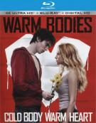 Warm Bodies (4k Ultra HD + Blu-ray + UltraViolet)