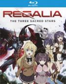 Regalia: The Three Sacred Stars - The Complete Series (Blu-ray + DVD Combo)