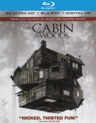 Cabin in the Woods (4k Ultra HD + Blu-ray + UltraViolet)