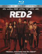 Red 2 (4k Ultra HD + Blu-ray + UltraViolet)