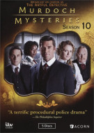 Murdoch Mysteries: The Complete Tenth Season