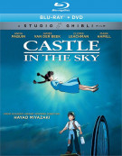 Castle in the Sky (Blu-ray + DVD Combo)